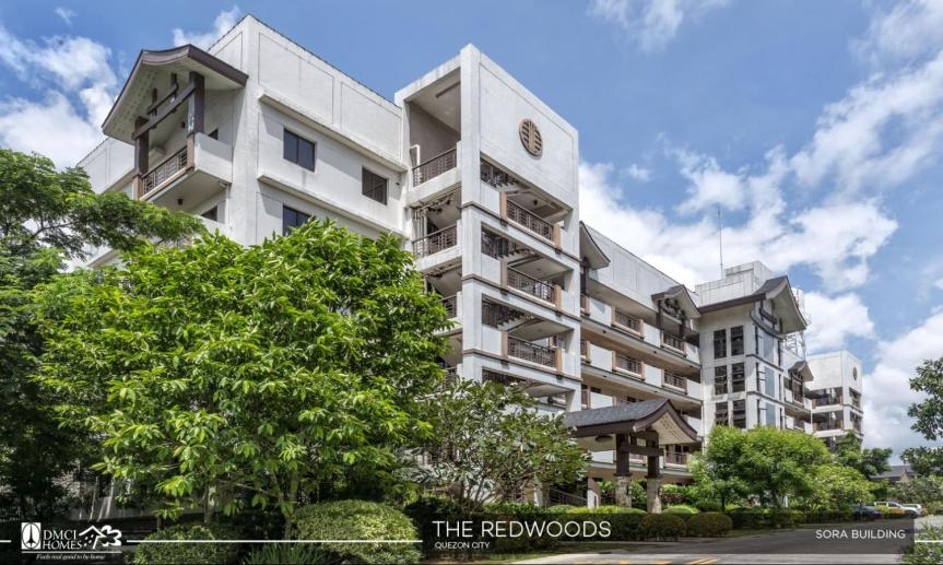 The Redwoods Sora Building