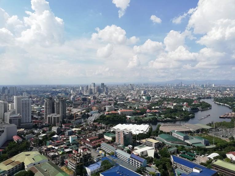 Torre De Manila Antipolo Mountain Views