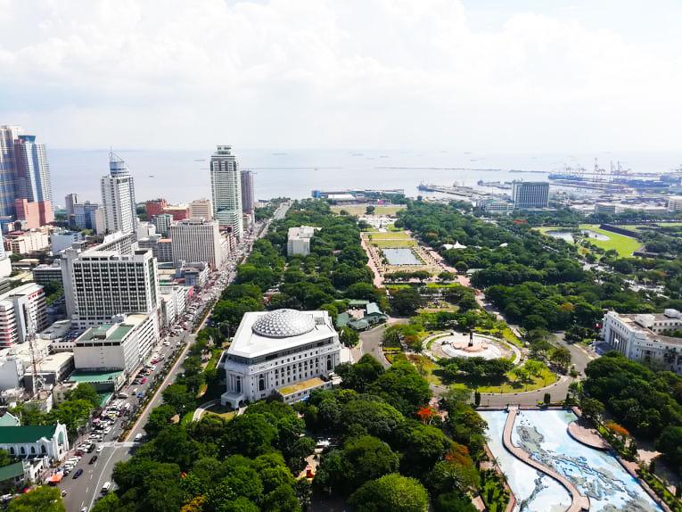 Torre De Manila Manila Bay View