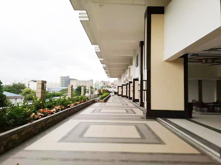 Torre De Manila View Deck